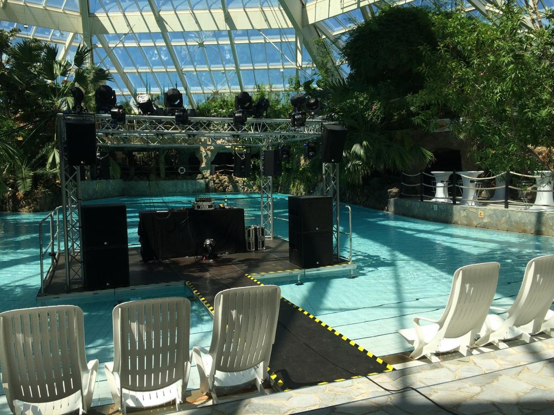 Bispingen - Aqua Mundo - Tropcial Party