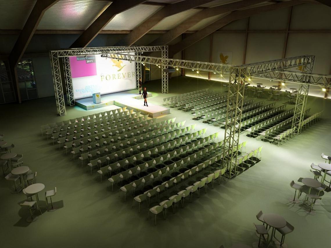 Hochsauerland - Multifunktionshalle - Tagung