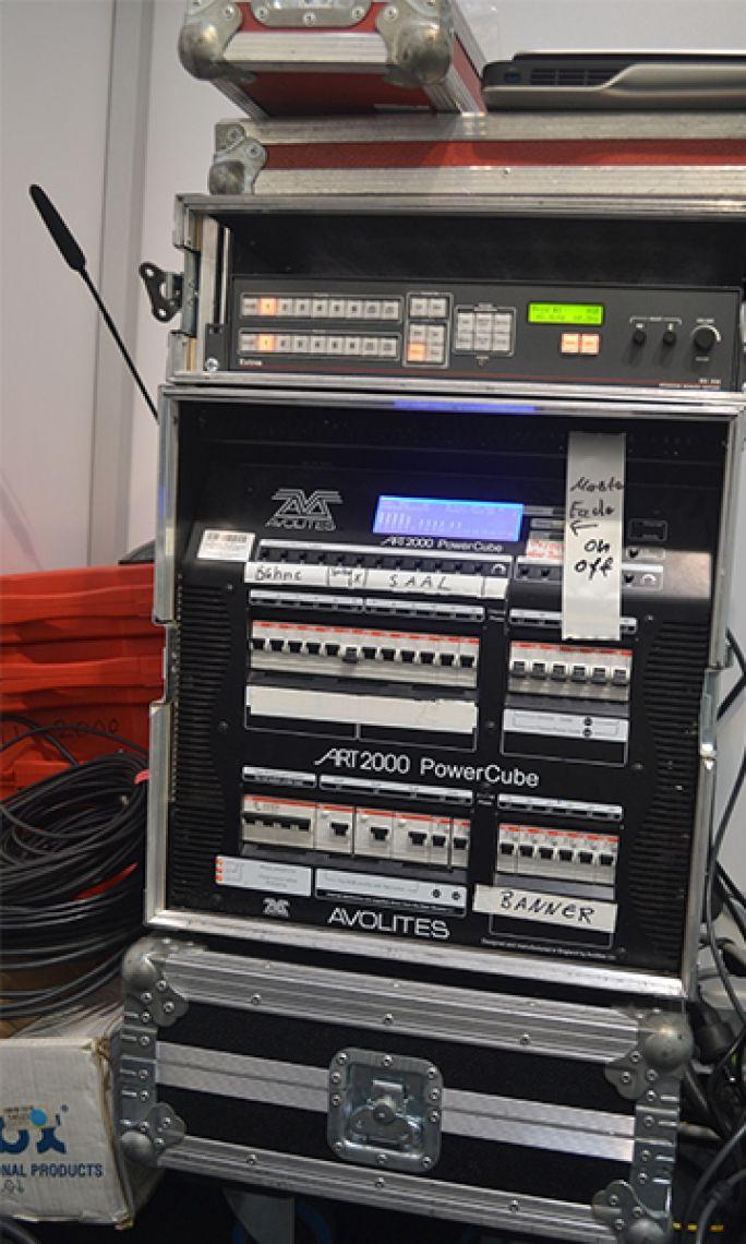 Messe Medientechnik Steuerungstechnik