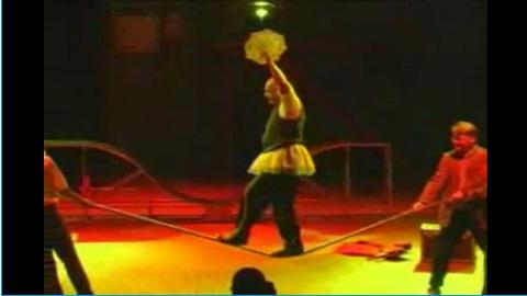 Raluti, der Clown