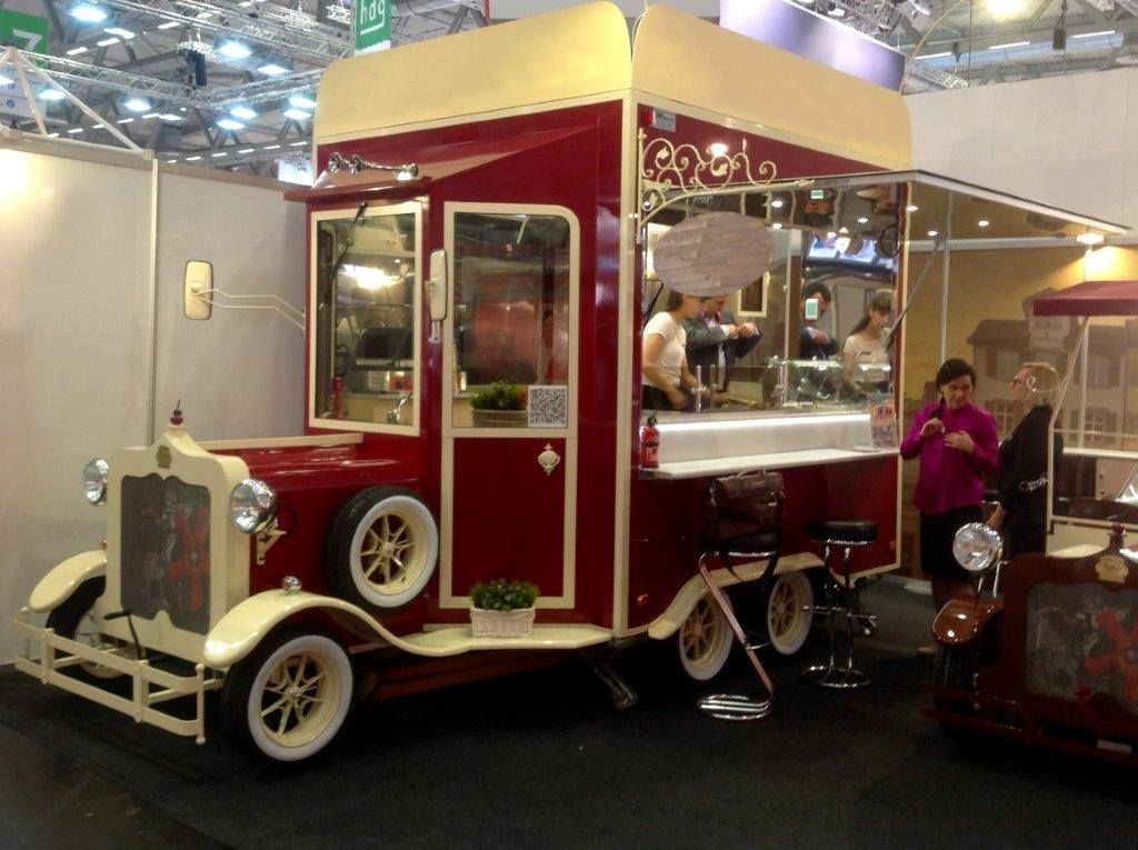 Retro-Streetfood-Trailer