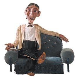 Stephan Blinn Varieté-Puppenspiel