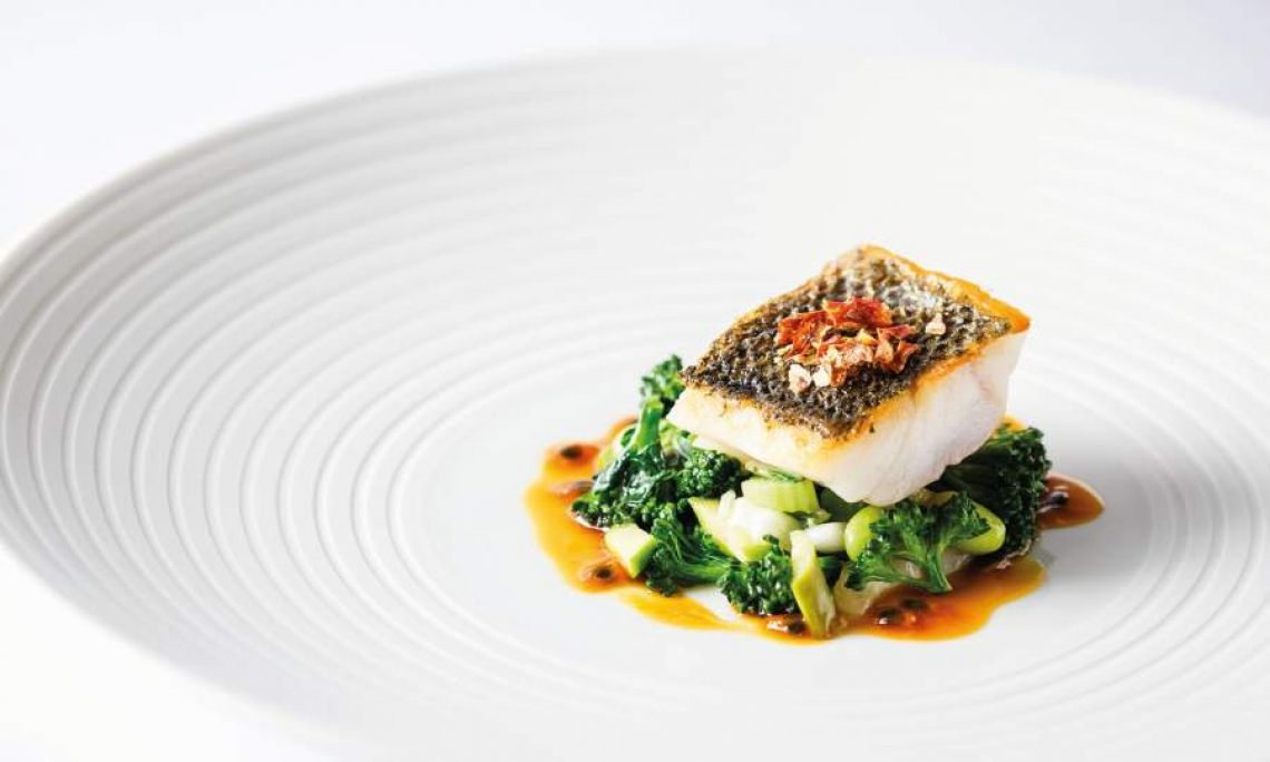 Kirberg Catering – Fisch auf Broccoli