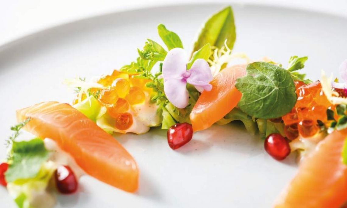 Kirberg Catering – Frühlingssalat