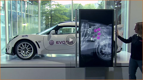Lotus X-RAY for EVONIK