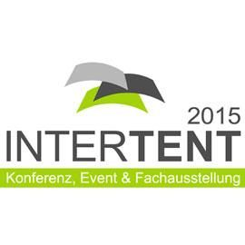 INTERTENT 2017: 15. bis 17. November Konferenz, Event & Fachausstellung