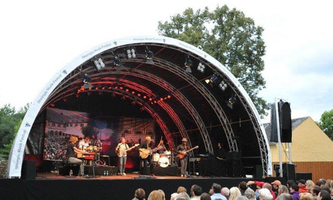 Rheingau Musik Festival. Das renommierte Festival kennt auch intime Spielorte und Formate.