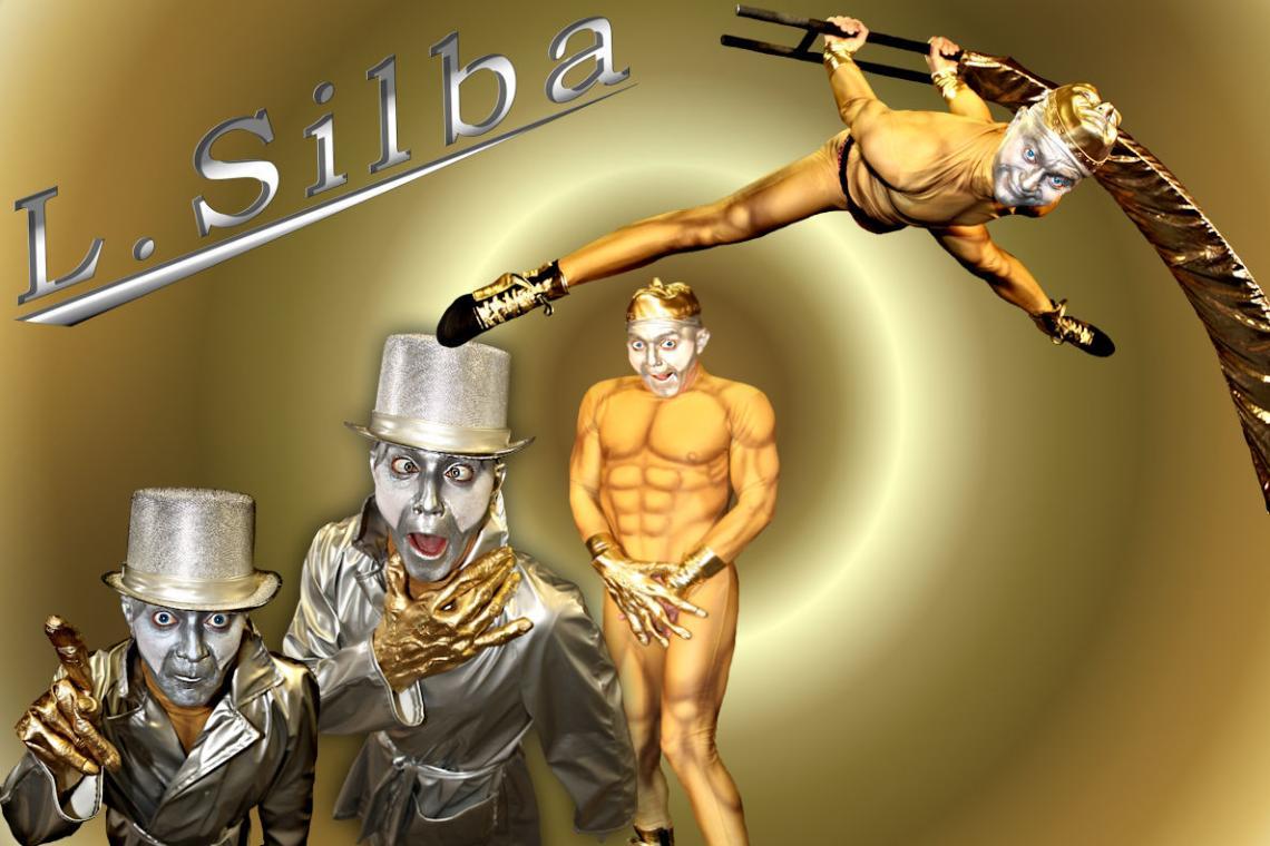 L.Silba - Comedyakrobatik
