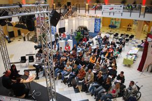 Von Eventgastronomie bis Versammlungsstättenverordnung reicht das Vortragsspektrum auf dem Forum VIA Münster.