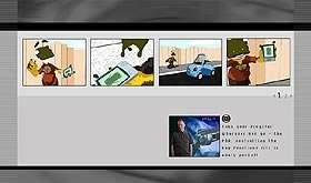 www.opel-frogster.de project:  CD-ROM und Website www.opel-frogster.de client:  Adam Opel AG / On Air Production date: September 2001 description: b2b , Digitale Presseinformation  Für Presse und Öffentlichkeit überraschend hat Opel auf der IAA das ConceptCar Frogster präsentiert. Passend zum jungen Fahrzeugkonzept hat die Opel Öffentlichkeitsarbeit entschieden, die Presseinformationen zum Frogster ausschließlich digital anzubieten, und zwar mit einer CD-ROM und parallel einer Website. Die inhaltlich leicht variierten Konzepte für CD und Website integrieren wesentliche Bestandteile  der Messedarstellung - wie u.a. 3D Comic-Animations,  Video-Statements des Vorstandsvorsitzenden Carl-Peter Forster und des Chefdesigners Stefan Arndt. Die weiteren thematisch zugeordneten Animationen sind alle von Bluelemon in Flash inhouse produziert worden, inklusive Screensaver, sowie einige 3D-Darstellungen vom Fahrzeug und dem Kommunikationslogo. Beide Anwendungen, CD und Website, sind in zwei Teile gesplittet, die unterhaltsame Darstellung des Fahrzeugkonzeptes und den Bereich Pressematerial, in dem der Journalist das gesamte vorhandene  Material ansehen und ggf. downloaden kann: Videos, Sounds, Fotos, Texte in verschiedenen Größen und Formaten.