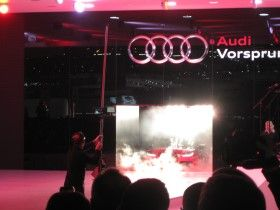 Audi Int. Auto SalonGenf 2010