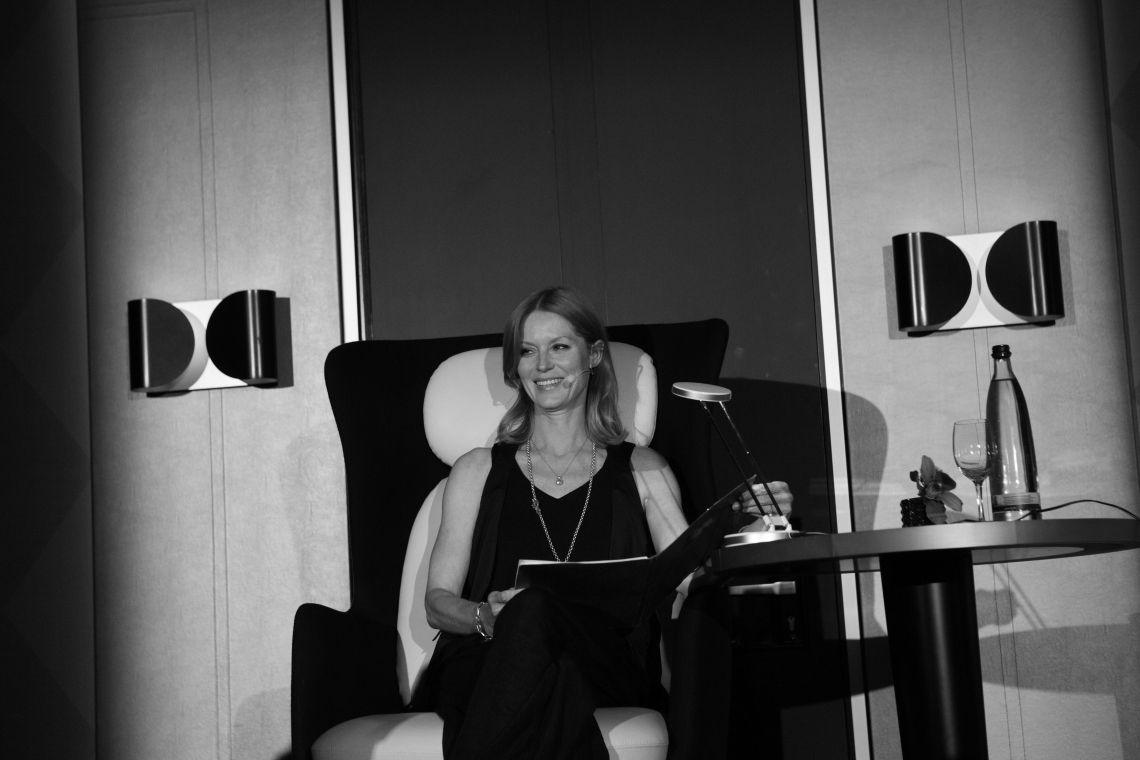 Esther Schweins Bad Homburger Poesie&LiteraturFestival  Jane Austen - Stolz und Vorurteil