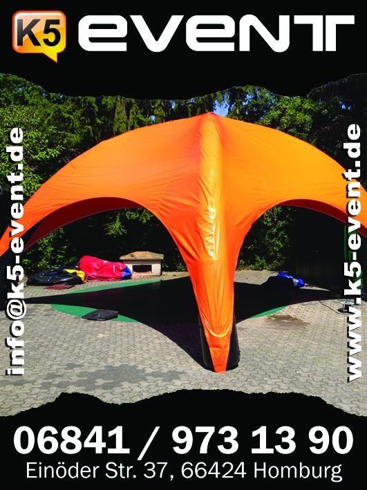Aufblasbares-Zelt Aufblasbares-Zelt