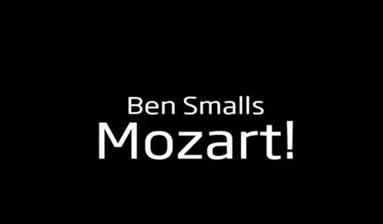 Video: Ben Smalls - Mozart