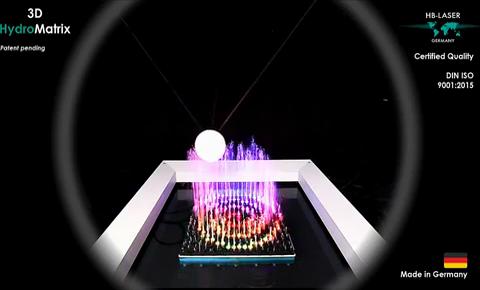 Video: hydromatrix