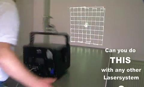 Hb-laser Droptest