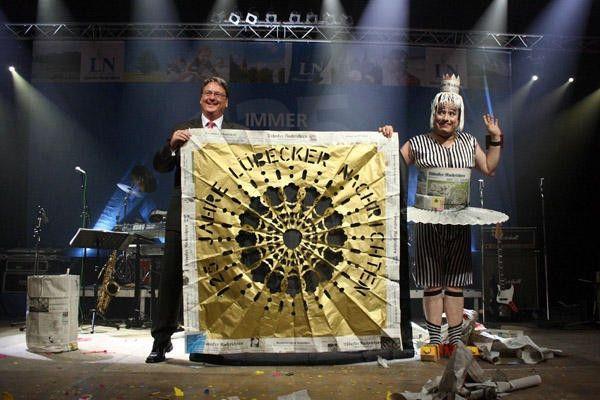 120 Jahresfeier Lübecker Nachrichten