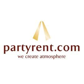 Party Rent Group Dienstleister für Eventausstattung