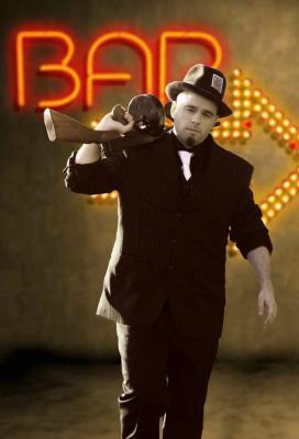 Jack Black Zockerkönig Jack Black spielt magisch falsch.