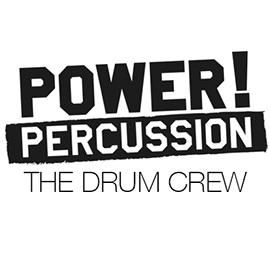 POWER! PERCUSSION - THE DRUM CREW  Drumshows, Inszenierung & Workshops