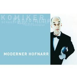 Moderner Hofnarr - Stefan Koller