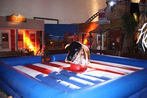 Western Party Western Party - Bull Riding, Deko und Co