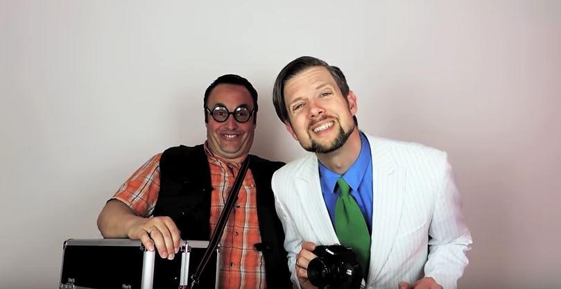 Comedy-Fotografen