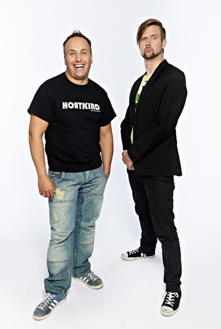Unter www.hortkind.com erfährst du alles über unsere Comedyshow.