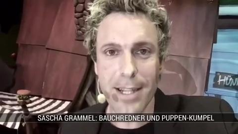 SASCHA GRAMMEL & ANDREAS RÖMER ► Bauchredner & Puppen-Kumpel