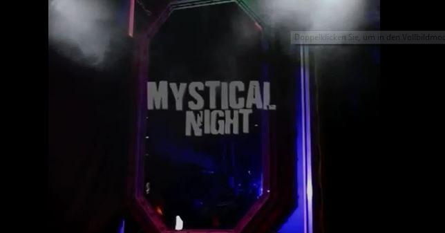 Mystical Night - Magie Illusionen