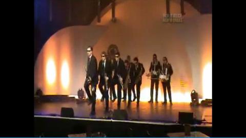 Video: Men In Blech live