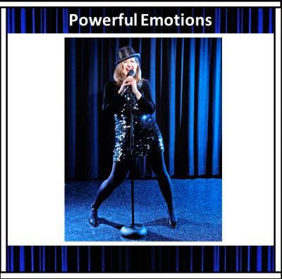 Stefanie Rummel: Energiegeladene Shows für Galas und Dinner Shows - Die Powerfrau! Stefanie Rummel, www.One-Woman-Show.de Foto: Jörg Ladwig