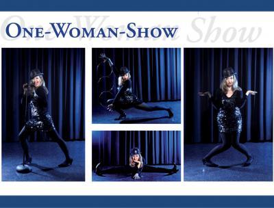Stefanie Rummel: Niveauvolle Unterhaltung: Galas, Dinner Shows, Preise Stefanie Rummel, www.One-Woman-Show.de