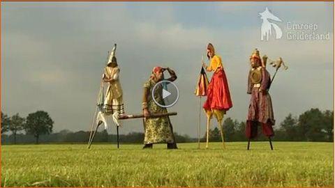 Video: Stelzentheater