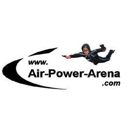 Air Power Arena Entwurf - Verkauf - Vermietung