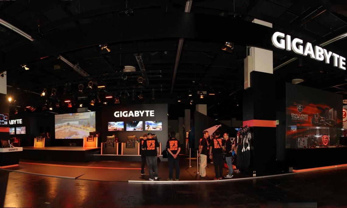 Messebau  Individueller Messebau zur Gamescom