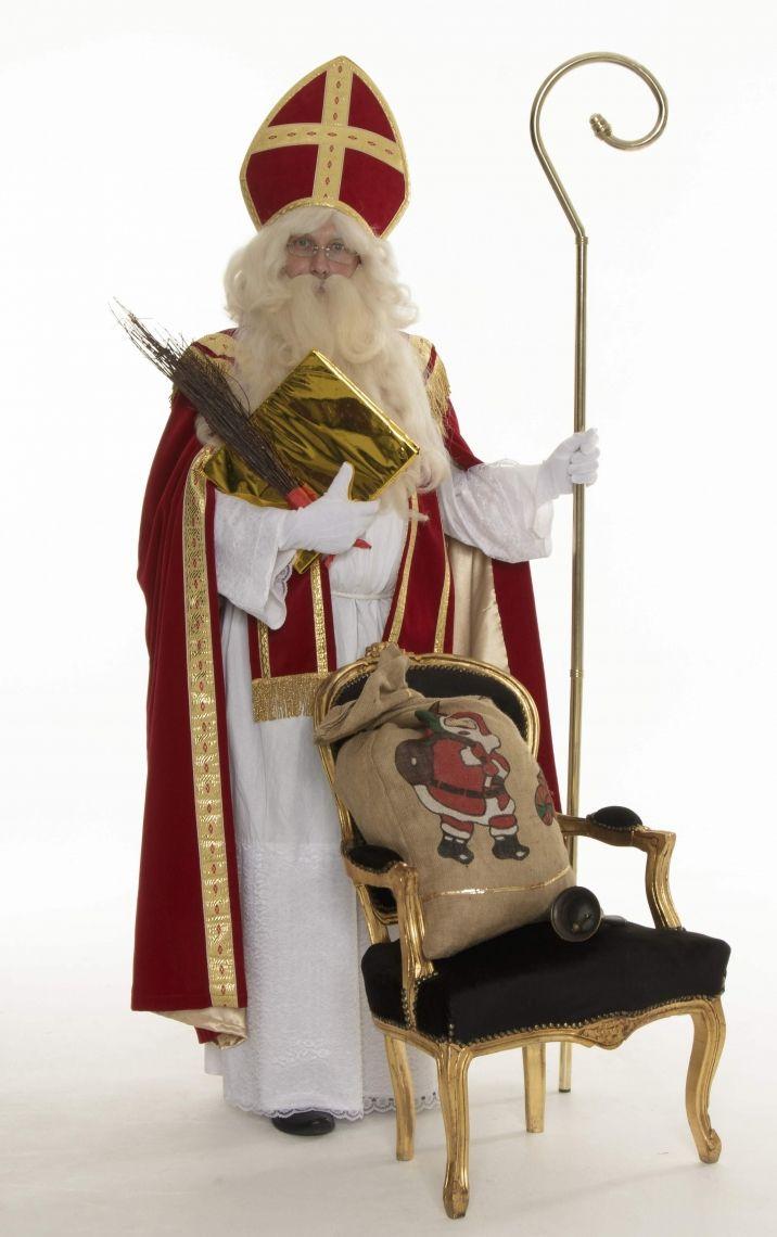 Der heilige St. Nikolaus -STAGE-ACT Der heilige St. Nikolaus berichtet aus seinem goldenen Buch über die guten Taten und bringt die Geschenke für Groß und Klein.
