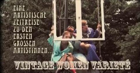 Video: Vintage! Women! Variete!