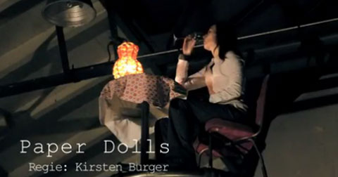 Video: Paper Dolls - Aerial Theater