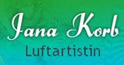 Jana Korb - Luftartistin Trapez - Feuer - Stelzen