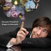 Nicolai Friedrich Magier & Mentalist - einzigartige Verblüffung