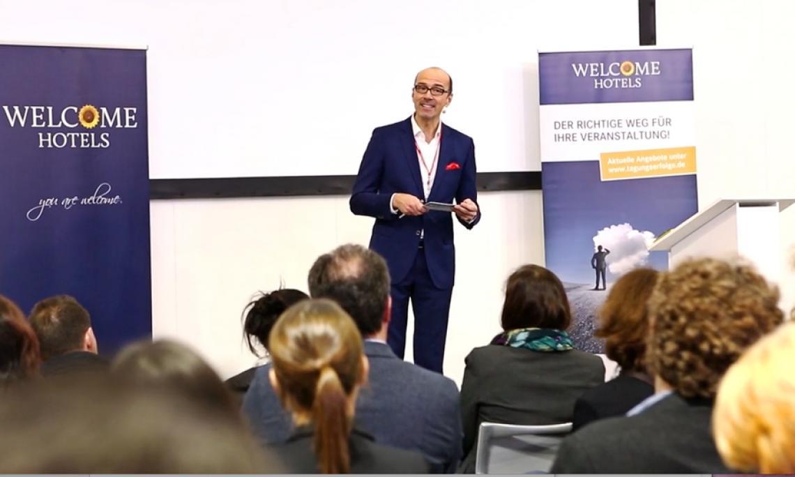 Frank Adorf moderiert das Fachforum auf der BOE in Dortmund Best of Events - die Fachmesse für Ereignismarketing