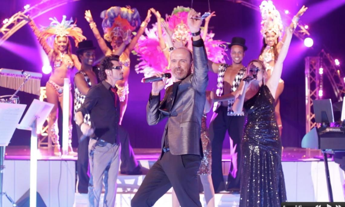 Las Vegas am Mittelrhein Der Ball des Sports fasziniert Jahr für Jahr seine Gäste