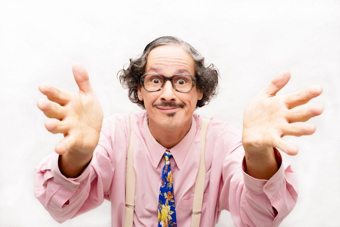 Ingo-Knito-Comedy, Comedy-Kellner