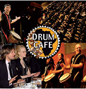 Drum Cafe interaktive Events