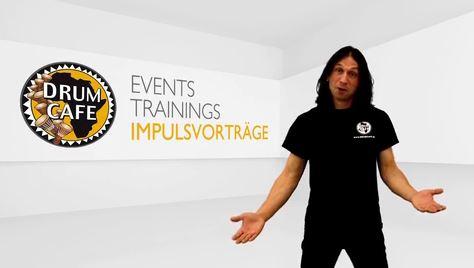 Video: Drum Cafe Deutschland - Impulsvortr�ge