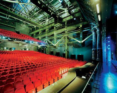 Theaterbestuhlung Theaterbestuhlung