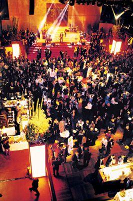 Das Foyer Das Foyer: Flexibilität auf höchstem Niveau.