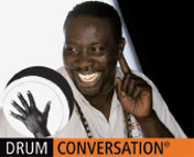 DRUM CONVERSATION�  Interaktive Trommelevents und Trommelworkshops