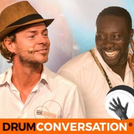 DRUM CONVERSATION®  Interaktive Drum Events & Team Events